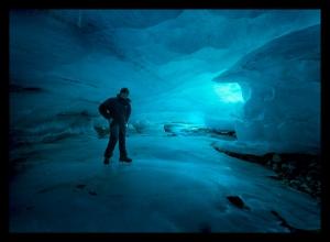 Ice Cave, Boundary Range, Alaska